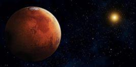 кто открыл планету марс