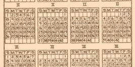 Марсианский календарь