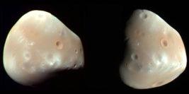 Деймос спутник Марса