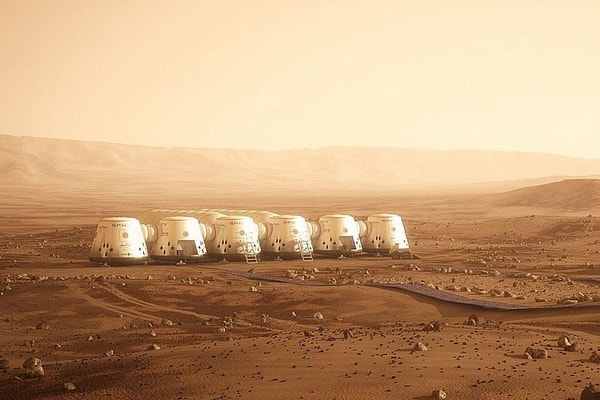 марс оне