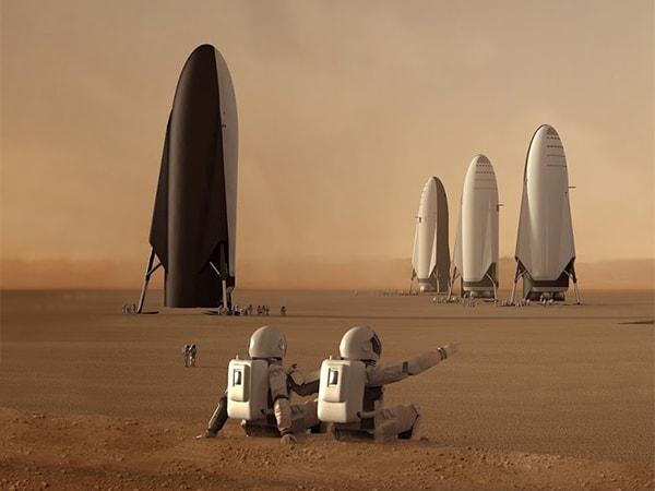 spacex проект