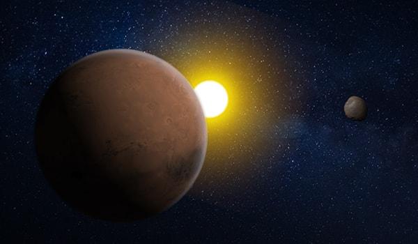 сколько длятся сутки на марсе