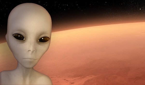 какая жизнь на марсе