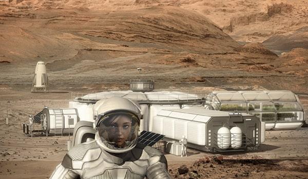 Могут ли люди выжить на марсе