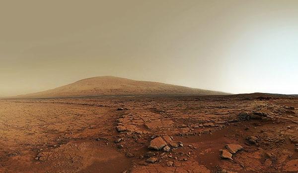 марс планета интересные факты