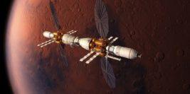 исследование марса с помощью космических аппаратов