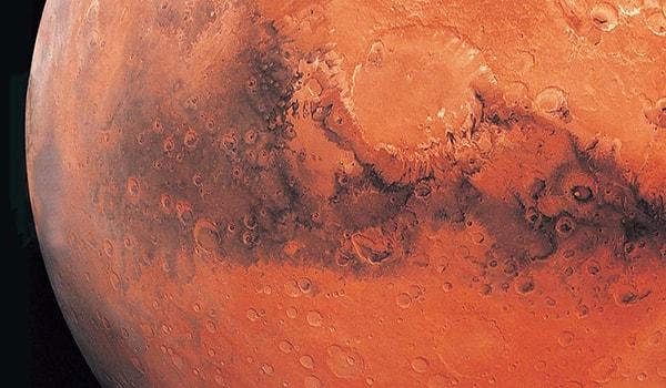 как выглядит марс