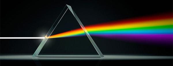 цветовой спектр видимый человеком