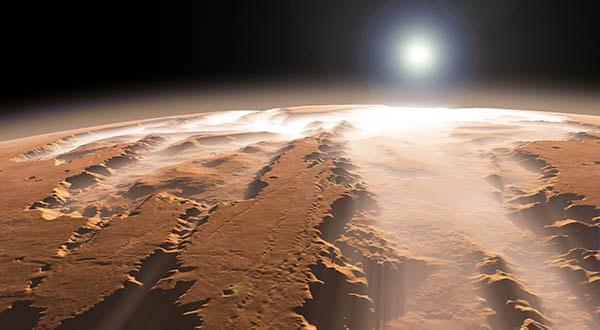 туман в долине маринер