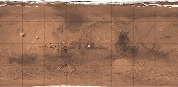 кратер эйри