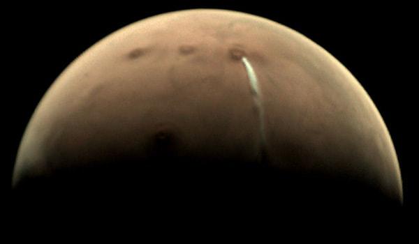 облако над марсом