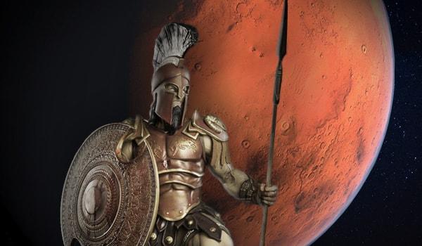 марс бог войны