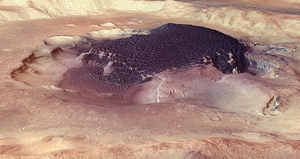 кратер Rabe