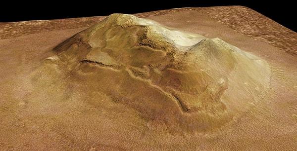марсианское лицо
