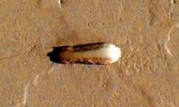 нашли нло на марсе