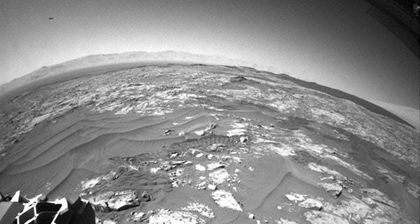нло над марсом