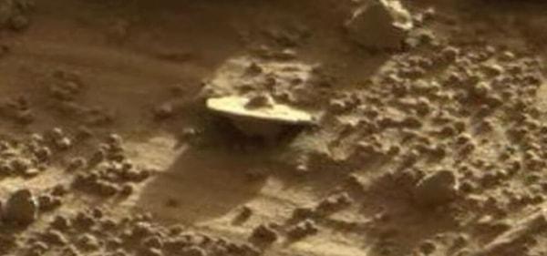 планета марс нло