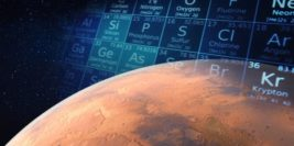 химический состав марса