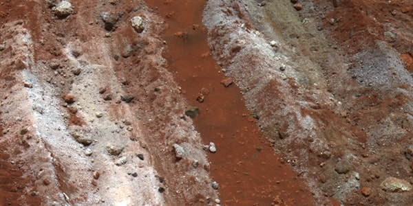 как добыть воду на марсе