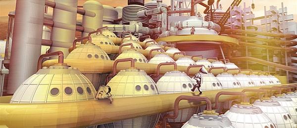 марсианская машина жизни проект дома для марса