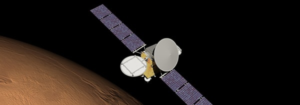 спутник связи марс один