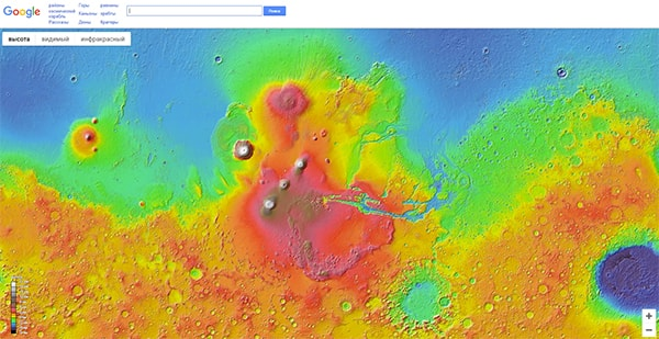 гугл карта онлайн