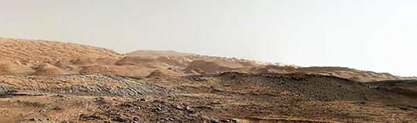 марсианское небо