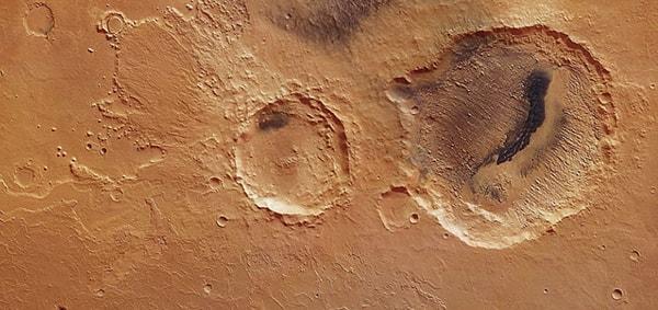 образование кратеров