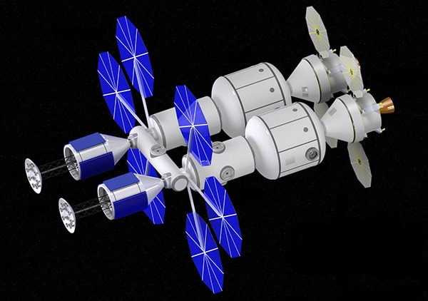 межпланетная станция