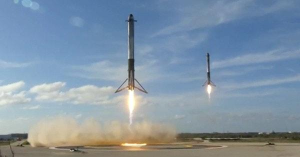 многоразовые ракеты
