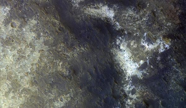 Маурт-Валлис на Марсе