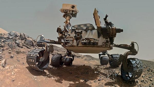 вождение марсоходов