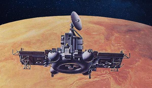 автоматическая межпланетная станции фобос-2