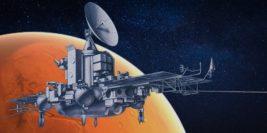 автоматическая межпланетная станция фобос