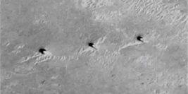 башни на марсе
