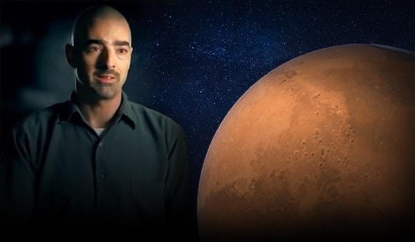 был ли человек на марсе