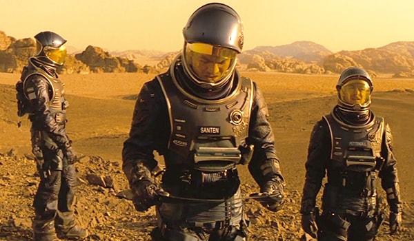 были ли люди на Марсе