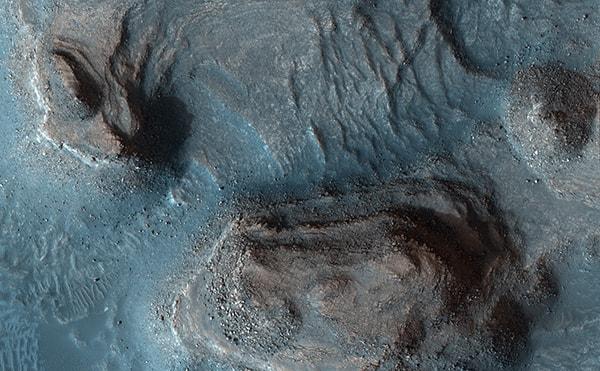 глинянные минералы марса