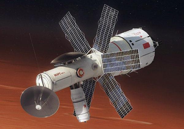 космический корабль ТМК-1