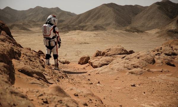 марс в китайской пустыни гоби