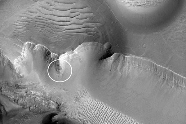марсианские аномалии