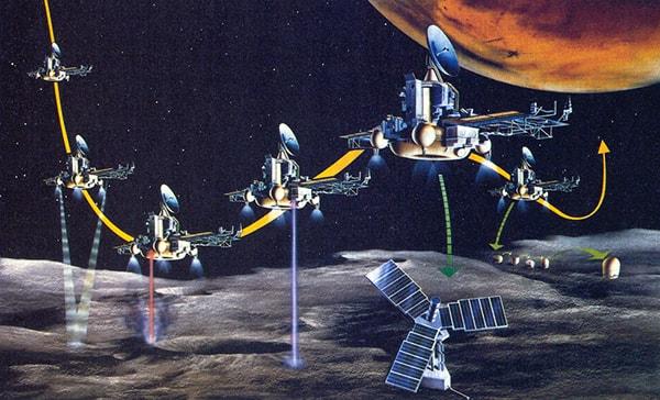 миссии к луне марса фобос