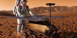 nasa скрывает людей на марсе