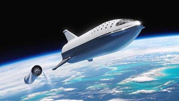 повторное использование космических кораблей spacex