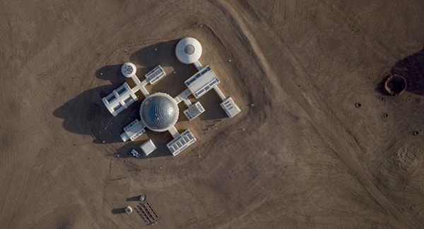 симулятор миссии на марс