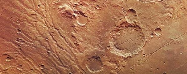 система озер на марсе