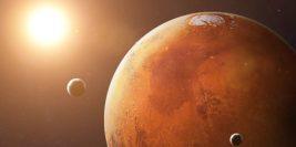 солнечные затмения на марсе