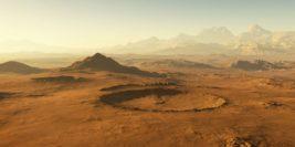 свидетельства подземных озер на марсе