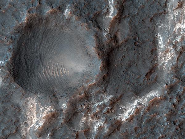 сидония кратер марса