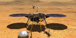 землетрясение на марсе